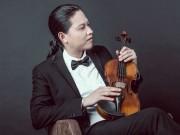 """Nghệ sĩ violin Anh Tú:  """" Ai mê nhạc Hàn chắc chắn sẽ soi xét tôi kỹ lắm """""""