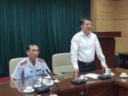 Thanh tra Chính phủ công bố quyết định thanh tra Bộ Y tế