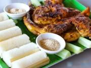 """Phố núi Gia Lai và những món ăn ngon  """" vật vã """""""