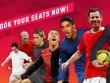 Lịch thi đấu Premier Futsal có Ronaldinho, Scholes, Ryan Giggs góp mặt