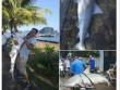Siêu cần thủ kể lại 2 giờ vật lộn với cá mập  khủng  ở Hạ Long