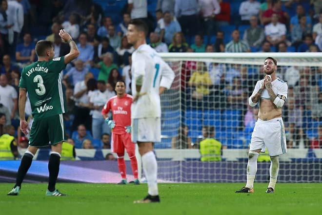 """Zidane nhận tối hậu thư """"Bố già"""": Buông Liga, phải """"ăn"""" hat-trick C1"""