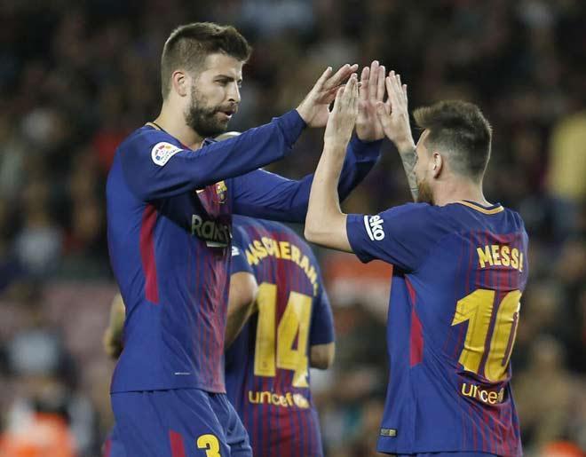 Sốc: Barcelona nguy cơ rời La Liga, Messi bỏ sang Man City - 1