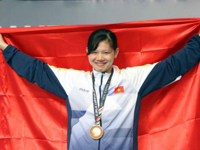 Ánh Viên hạ 2 VĐV Trung Quốc đoạt HCV 200m hỗn hợp, phá kỷ lục giải châu Á 5