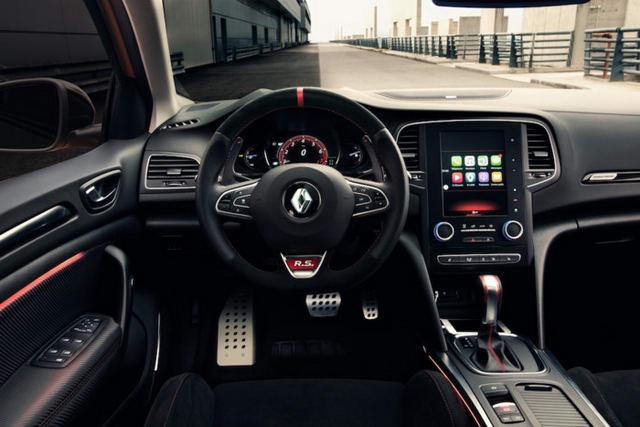 Renault Megane RS 2018 tham vọng đối đầu Civic Type R - 4