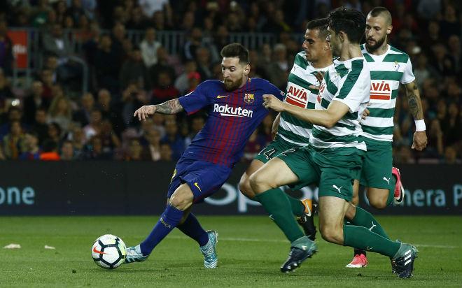 """Trước vòng 6 La Liga: Barca đấu derby, chờ Real """"qua cơn mê"""" - 1"""