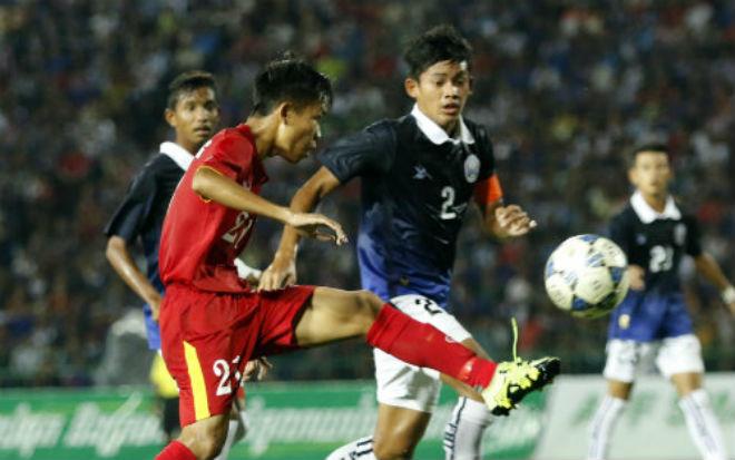 """Chi tiết U16 Mông Cổ - U16 Việt Nam: 9 bàn thắng """"hủy diệt"""" (KT) 22"""