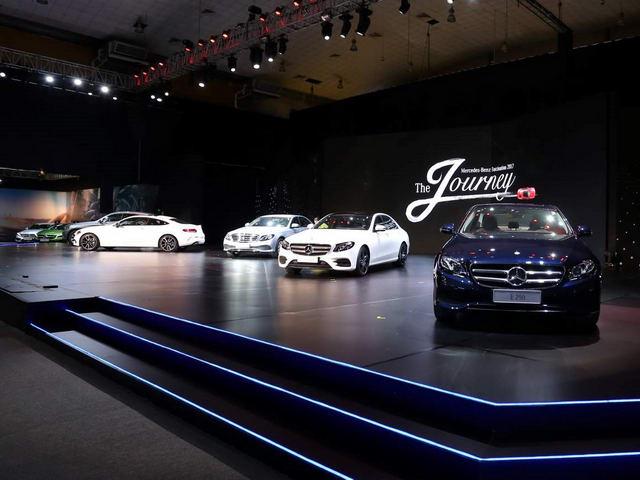Mercedes-Benz chính thức triệu hồi hàng nghìn xe tại Việt Nam - 1