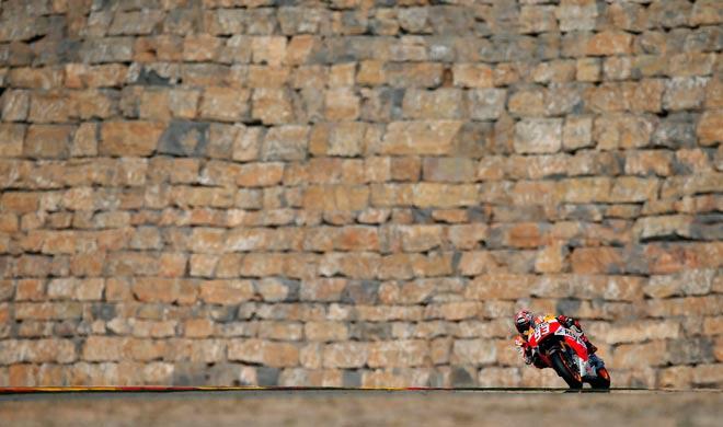 """Đua xe MotoGP: Quyết chiến trên """"Thánh địa bò tót"""" lần 3 1"""