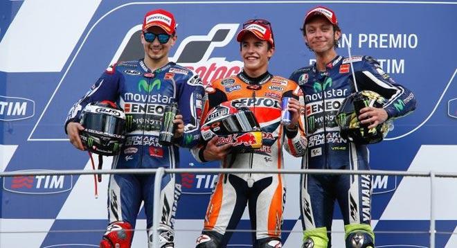 """Đua xe MotoGP: Quyết chiến trên """"Thánh địa bò tót"""" lần 3 3"""