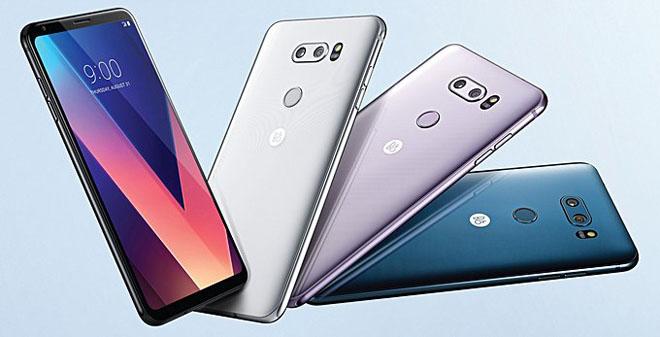 """""""Tinh binh"""" của LG - V30 đã sẵn sàng đổ thị trường - 1"""