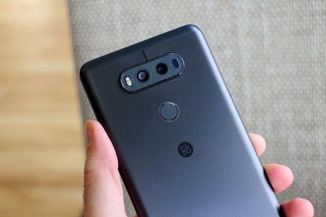 """""""Tinh binh"""" của LG - V30 đã sẵn sàng đổ thị trường - 2"""