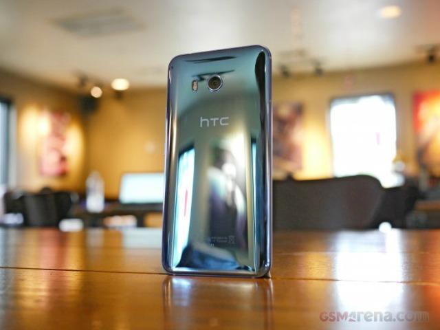 """Lộ diện HTC U11 Plus concept đẹp """"ma mị"""" - 2"""