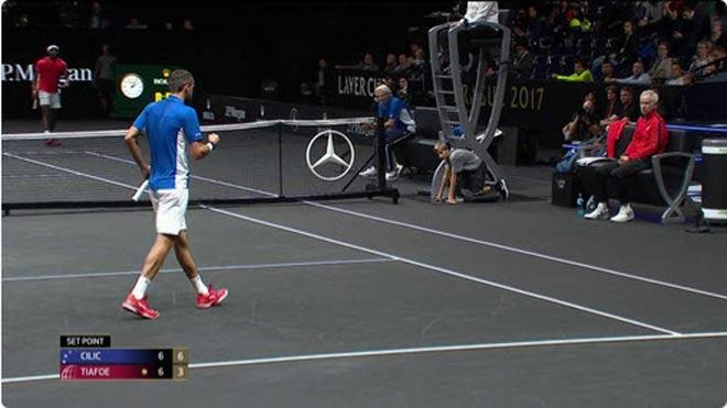 Laver Cup: Nadal đánh cặp thất bại, siêu sao thế giới lấy lại danh dự 1