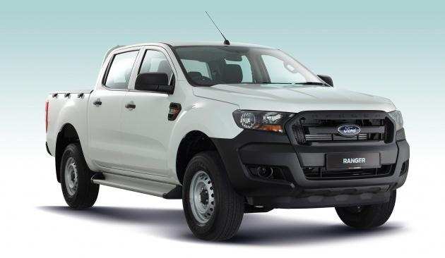 Ford Ranger thêm bản XL Standard, giá từ 453 triệu đồng