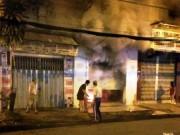Hé lộ nguyên nhân bất ngờ vụ cháy cửa hàng túi xách ở Sài Gòn