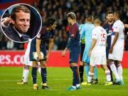 """Neymar bị xử thua Cavani: Bỏ PSG đến CLB  """" ruột """"  của Tổng thống Pháp?"""
