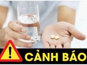 Tin tức sức khỏe - Bạn đang cho con uống canxi, hay uống đá vôi, vỏ sò?