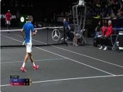 Laver Cup: Nadal đánh cặp thất bại, siêu sao thế giới lấy lại danh dự