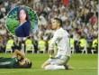 Ronaldo tái xuất thất vọng: Bị bạn gái xinh đẹp  ám quẻ ?