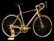 Choáng ngợp xe đạp mạ vàng 24K giá 7,7 tỷ đồng