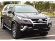 Lộ trang bị trên Toyota Fortuner máy dầu số tự động tại Việt Nam