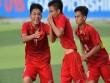 """U16 Mông Cổ - U16 Việt Nam: Choáng váng 7  """" cú đấm """"  trong hiệp 2"""