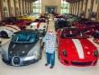 Choáng ngợp trước bộ sưu tập siêu xe  hàng thửa  của tỷ phú Michael Fux