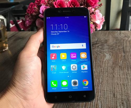 Đánh giá Oppo A71: Smartphone giá rẻ, pin bền - 1
