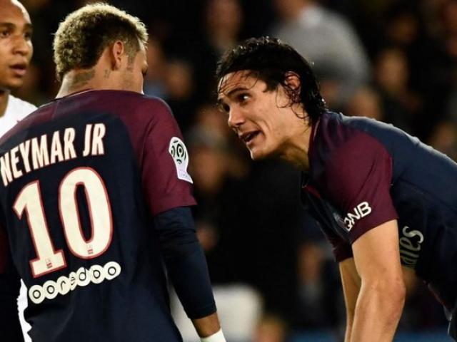 """Thuyết âm mưu: PSG """"dằn mặt"""" Neymar vì tranh penalty với Cavani 5"""