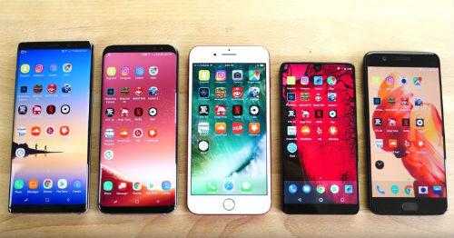 iPhone 6, 7 giá chỉ còn 4,5 triệu đồng khiến Android gặp nguy - 1