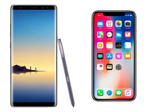 Chọn Galaxy Note 8 hay iPhone X? - 8