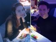 Sao Việt 23/9: Hà Hồ, Kim Lý khoe ảnh trong khoang hạng nhất máy bay