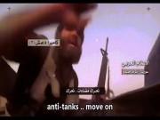 Thế giới - Video khủng bố IS trong xe bọc thép chết thảm vì trúng đạn tăng