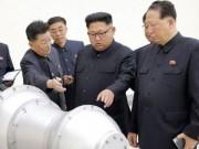 Điều sẽ xảy ra khi Triều Tiên thử bom nhiệt hạch ở Thái Bình Dương?