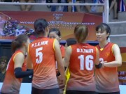 Thể thao - Bóng chuyền nữ Việt Nam - Hàn Quốc: Nỗ lực hết mình, đôi công mãn nhãn (Vòng loại World Cup)