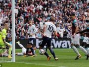 Bóng đá - West Ham - Tottenham: Kịch tính cao độ, bữa tiệc 5 bàn