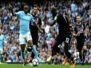 Man City - Crystal Palace: Bàn thắng bước ngoặt  & amp; những quả đạn pháo