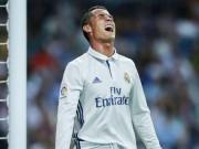 Ronaldo bị chặt chém thô bạo, HLV Zidane nổi điên