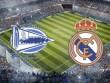 Alaves - Real Madrid: Ronaldo giải hạn nơi đất khách