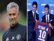 MU  ăn ba , Mourinho-De Gea hụt đề cử  & amp; chiêu trò dựa hơi Neymar