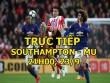 TRỰC TIẾP Southampton - MU: Mourinho chọn Fellaini, Young xuất phát