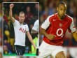"""Harry Kane  """" dội bom """"  Ngoại hạng Anh: Vượt Henry, trở thành VUA London"""