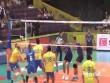 """Bóng chuyền: VĐV đập  """" như máy """"  ghi 70 điểm, Brazil lên đỉnh thế giới"""