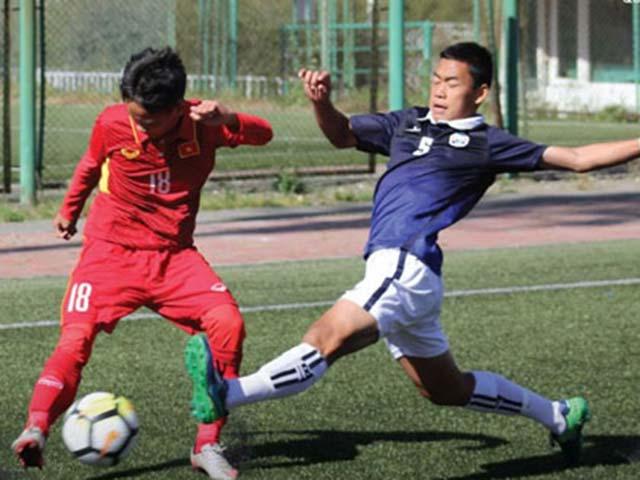 TRỰC TIẾP U16 Việt Nam - U16 Australia: Cơ hội liên tiếp, chỉ thiếu bàn thắng 19