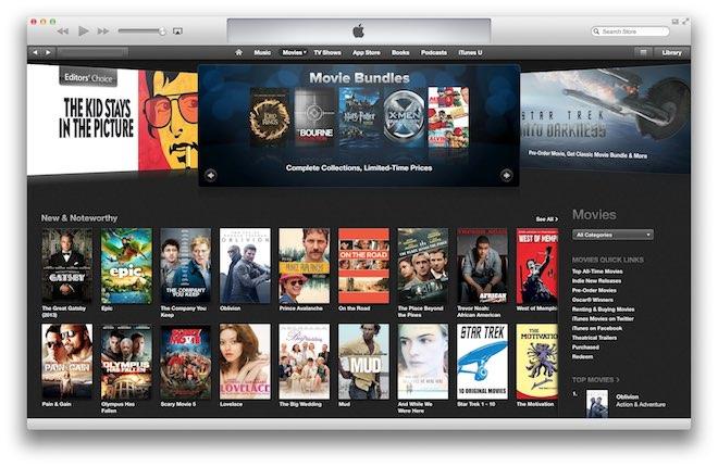 iTunes cuối cùng cũng cho người sử dụng thuê phim trong vòng 48 tiếng - 1