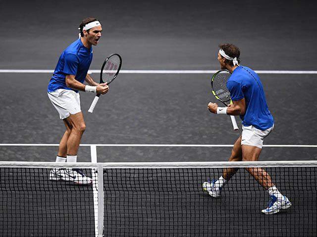 Tennis 24/7: Vô địch Laver Cup, Nadal từ chối kết đôi với Federer 7