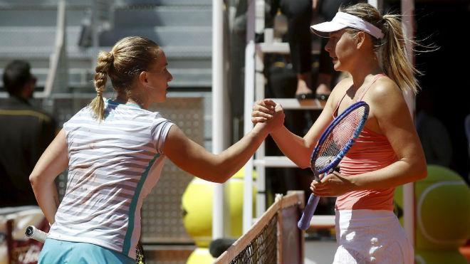 Tin thể thao HOT 24/9: Sharapova bị đàn chị đồng hương tố chảnh 1