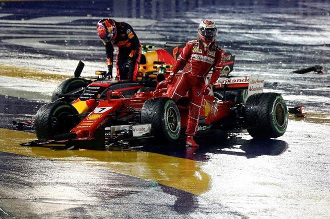 Đua xe F1: Thảm họa ở Singapore, mùa giải kết thúc sớm sau? 2