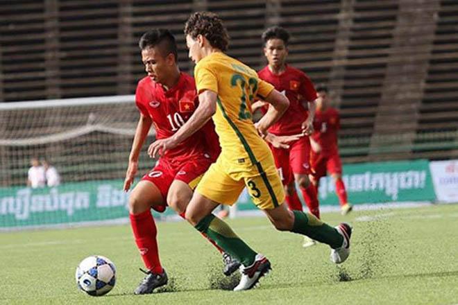 U16 Việt Nam - U16 Australia: Nín thở chờ... cửa hậu 1